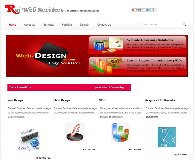 Website & Software Develop Company